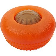 Starmark Everlasting Treat Bento Ball Dog Chew Toy, Small