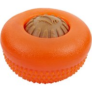 Starmark Everlasting Treat Bento Ball Dog Chew Toy, Medium