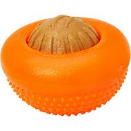 Starmark Everlasting Treat Bento Ball Dog Chew Toy, Large