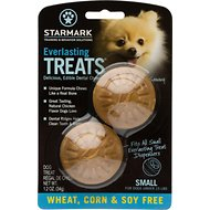 Starmark Everlasting Treats Wheat, Corn & Soy Free Flavor Dog Dental Chews, Small
