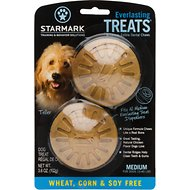 Starmark Everlasting Treats Wheat, Corn & Soy Free Flavor Dog Dental Chews, Medium