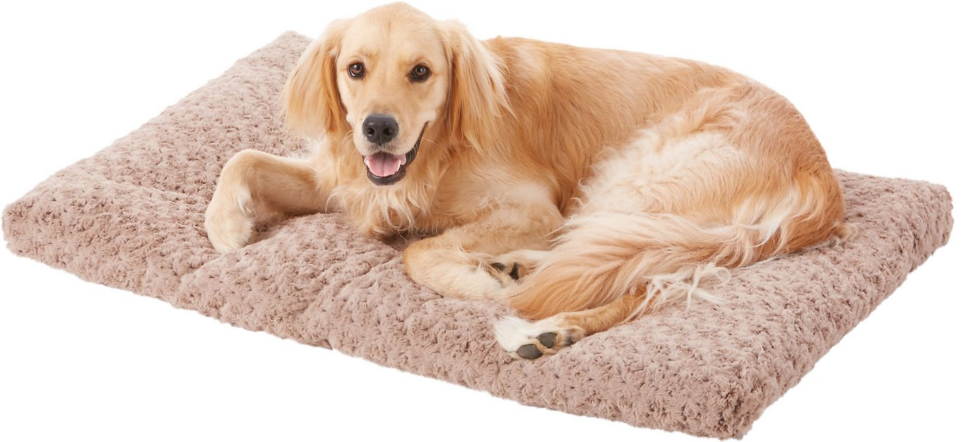 Midwest Quiet Time Ombre Swirl Dog Cat Bed