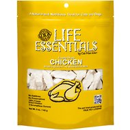 Life Essentials Chicken Freeze-Dried Cat & Dog Treats, 5-oz bag