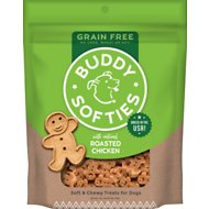 Buddy Biscuits Grain-Free Soft & Chewy with Roasted Chicken Dog Treats