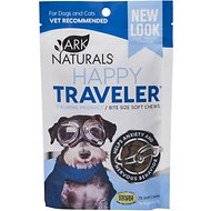 Ark Naturals Happy Traveler Dog & Cat Soft Chews