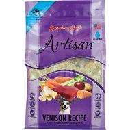 Grandma Lucy's Artisan Grain-Free Venison Freeze-Dried Dog Food, 3-lb bag