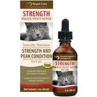 Wapiti Labs Strength Formula for Peak Condition Cat Supplement