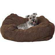K&H Pet Products Cuddle Cube Pet Bed, Mocha, Small