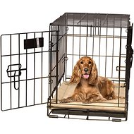 K&H Pet Products Self-Warming Pet Crate Pad, Tan, 21 x 31 in