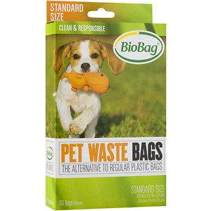 BioBag Standard Pet Waste Bags