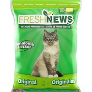 Fresh News Cat Litter, 25-lb bag
