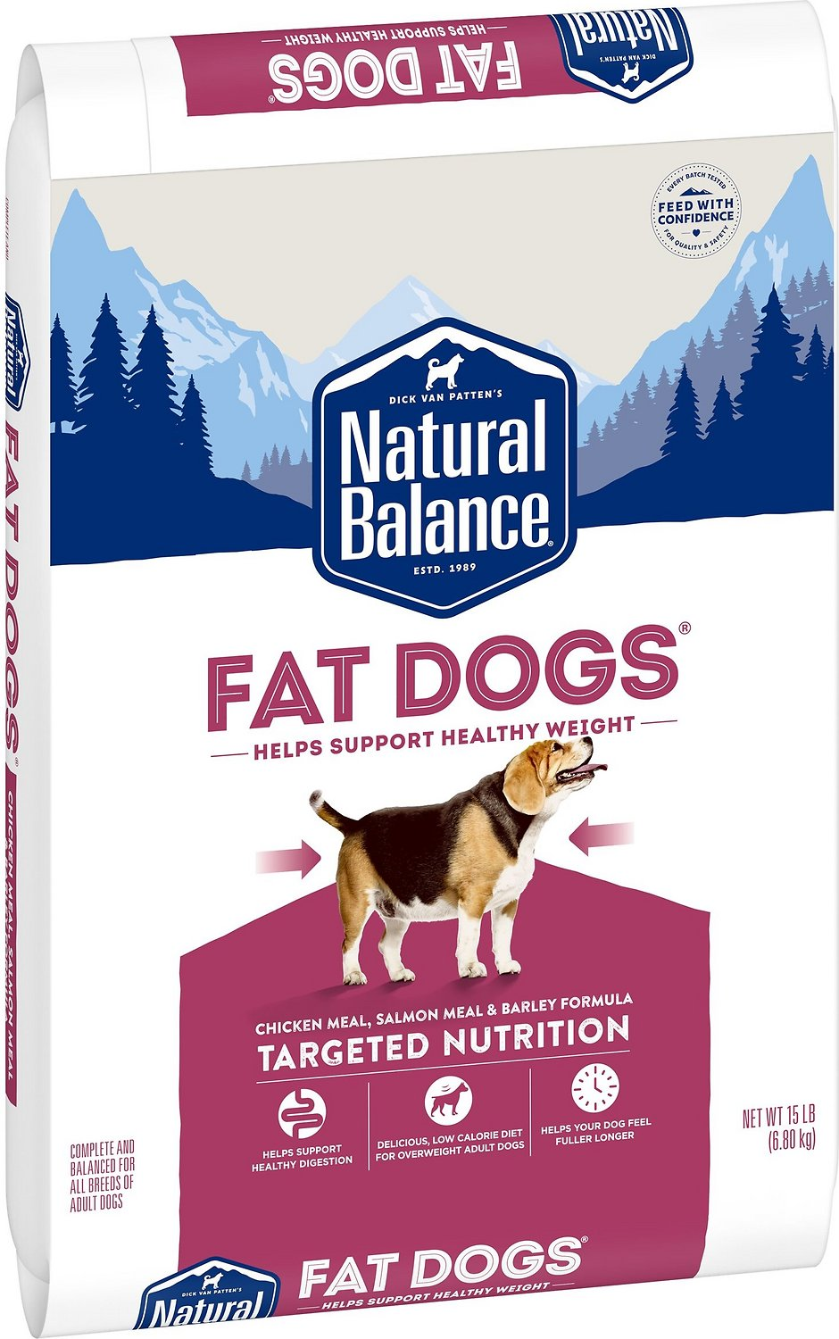 Natural Balance Fat Dog  Lb