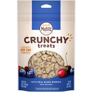 Nutro Crunchy with Real Mixed Berries Dog Treats, 10-oz bag