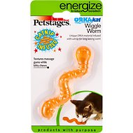 Petstages ORKAkat Wiggle Worm Cat Toy