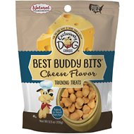 Exclusively Dog Best Buddy Bits Cheese Flavor Dog Treats, 5.5-oz bag