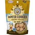 Exclusively Dog Wafer Cookies Vanilla Flavor Dog Treats