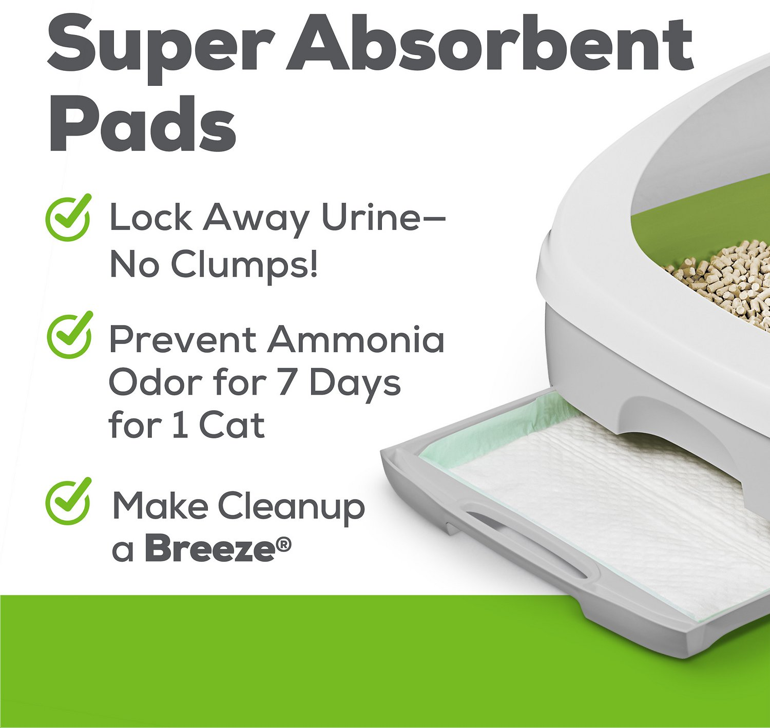 Tidy Cats Breeze Cat Litter Box System Chewy Com