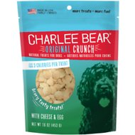 Charlee Bear Cheese & Egg Flavor Dog Treats