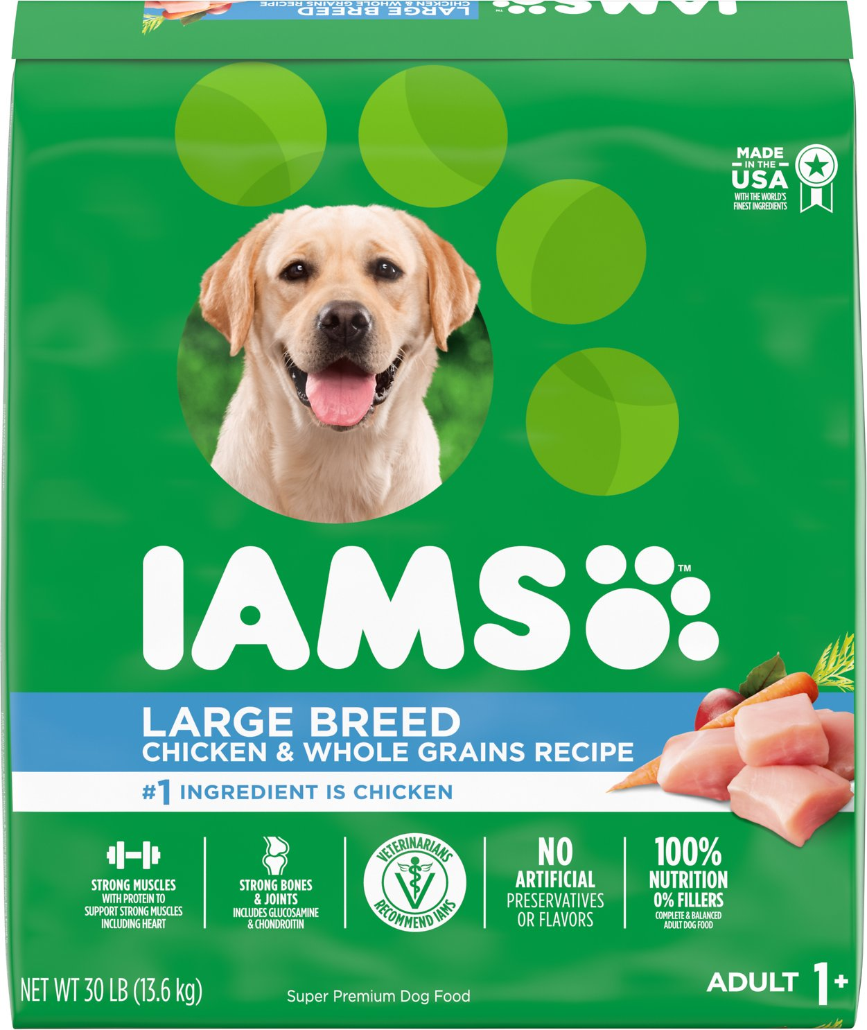 Iams Large Breed Dog Food