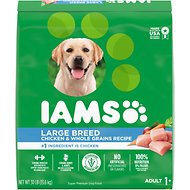 Iams ProActive Health Adult Large Breed Dry Dog Food, 30-lb bag