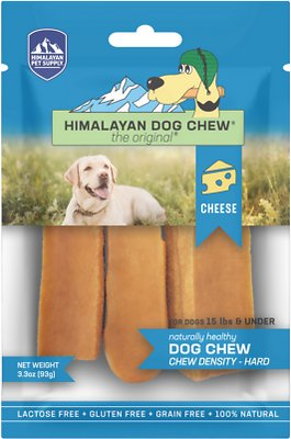 05e1aff0 Himalayan Dog Chew Natural Dog Treats, Small - Chewy.com