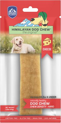 Himalayan Dog Chew Natural Cheese