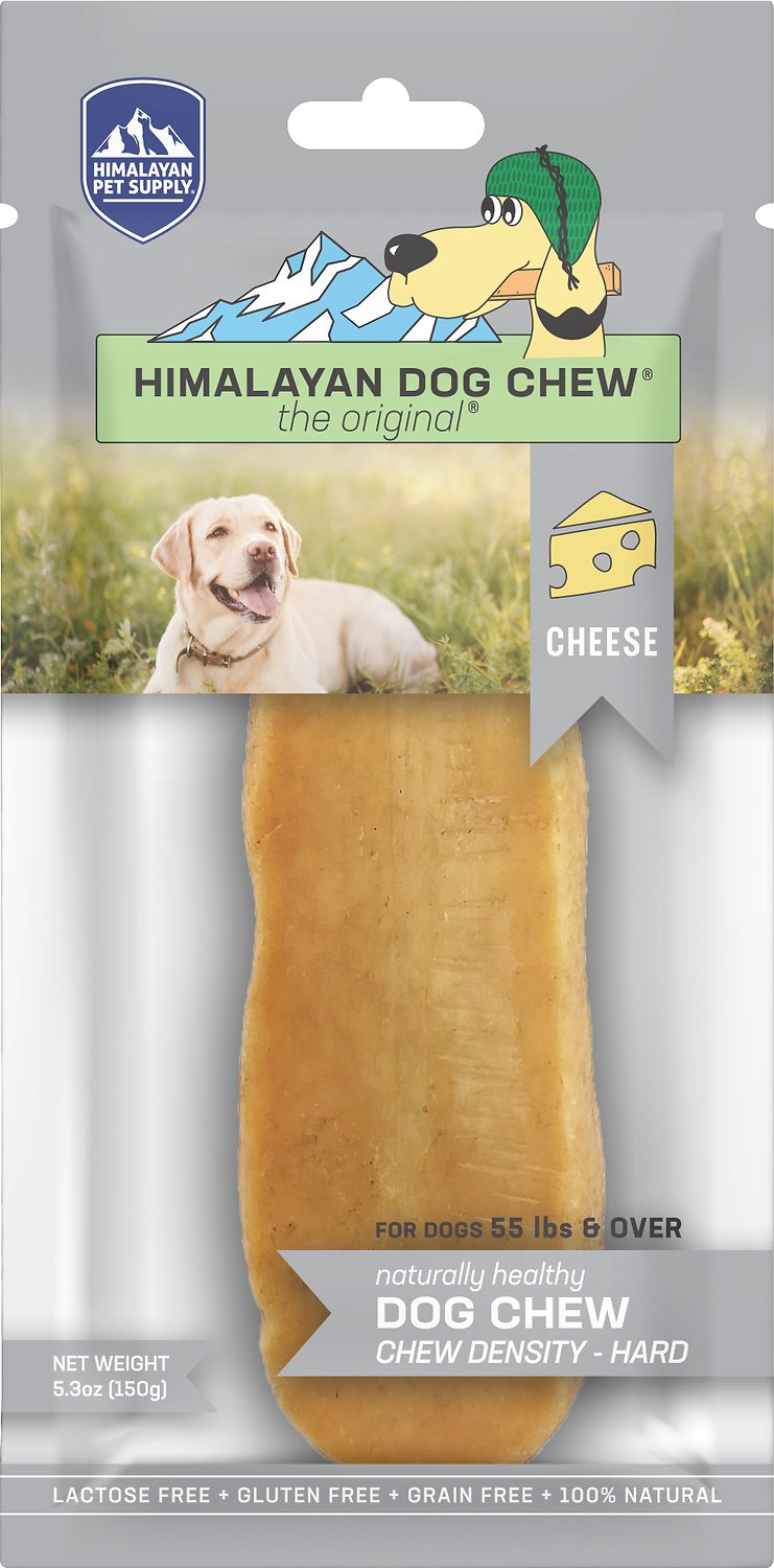 Himalayan Dog Chew Natural Cheese Dog Treats, X-Large