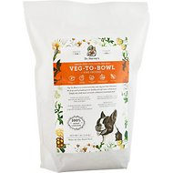 Dr. Harvey's Veg-To-Bowl Fine Ground Grain-Free Dog Food Pre-Mix, 7-lb bag