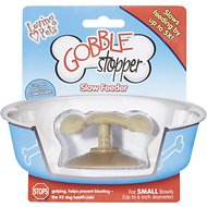 Loving Pets Gobble Stopper Slow Feeder, up to 6-in