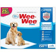 "Wee-Wee Pet Training and Puppy Pads, 22"" x 23"", 150 count"