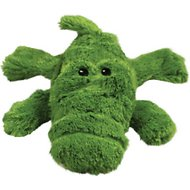 KONG Cozie Ali the Alligator Dog Toy, Medium