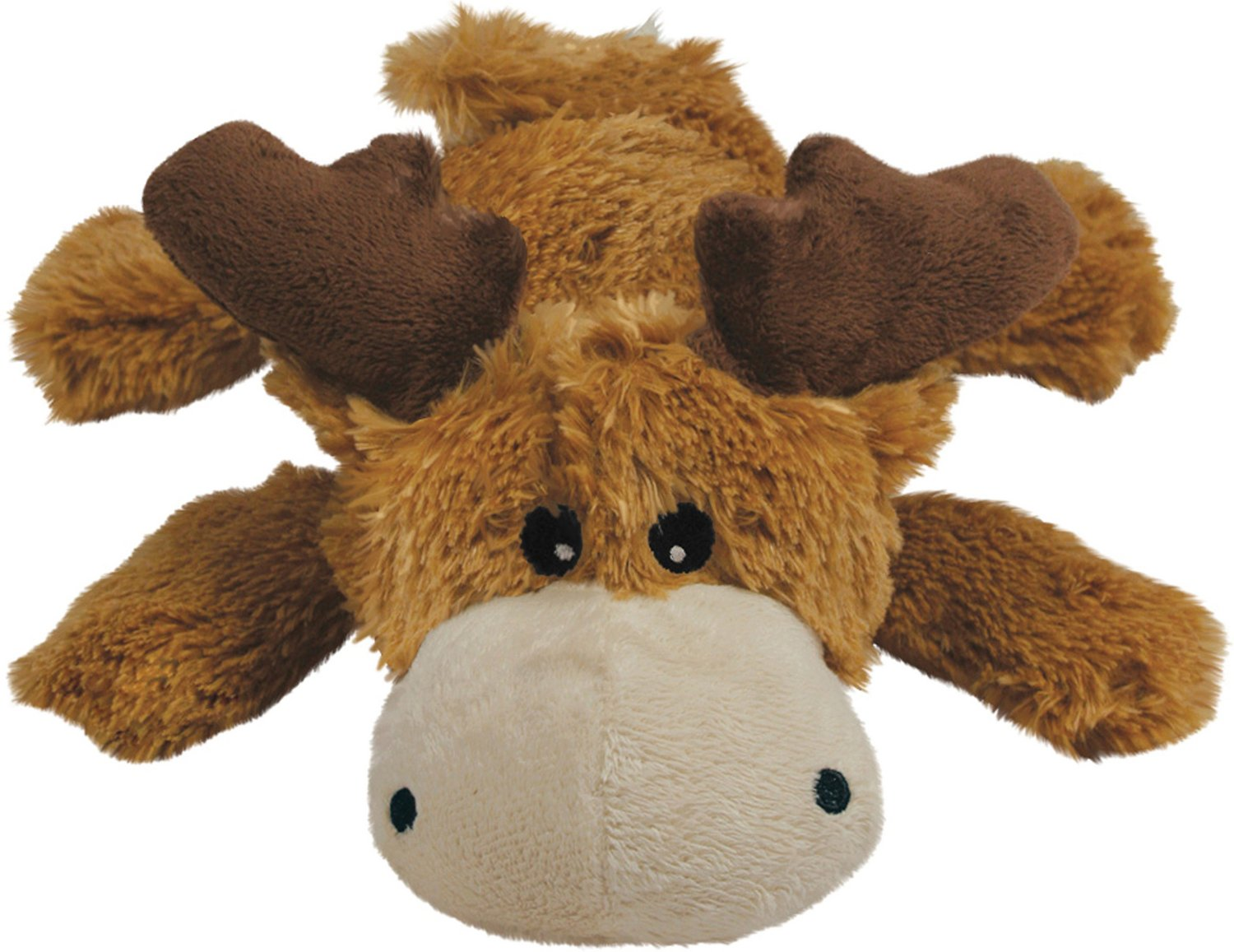 KONG Cozie Marvin the Moose Dog Toy, Medium - Chewy.com