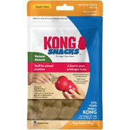 KONG Stuff'N Bacon & Cheese Snacks Dog Treats, Small, 7-oz bag