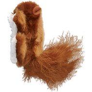 KONG Refillable Squirrel Catnip Cat Toy