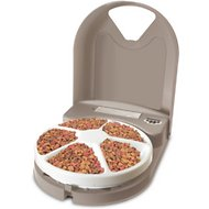 PetSafe Eatwell 5-Meal Timed Pet Feeder