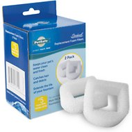 Drinkwell Foam Replacement Filters, 2 count