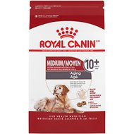 Royal Canin Size Health Nutrition Medium Aging 10+ Dry Dog Food, 30-lb bag