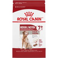 Royal Canin Size Health Nutrition Medium Adult 7+ Dry Dog Food, 30-lb bag