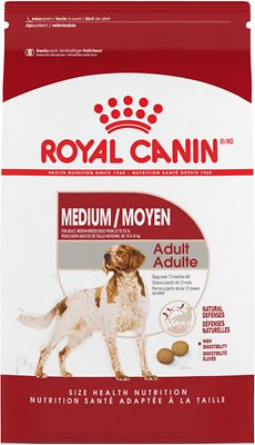 2. Royal Canin Size Health Nutrition Medium