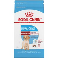 Royal Canin Medium Puppy Dry Dog Food, 30-lb bag