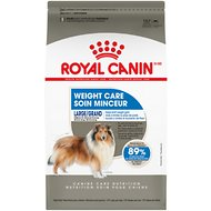 Royal Canin Large Breed Weight Care Dry Dog Food, 30-lb bag