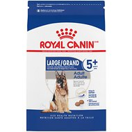 Royal Canin Size Health Nutrition Large Adult 5+ Dry Dog Food, 30-lb bag