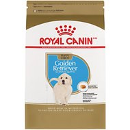 Royal Canin Golden Retriever Puppy Dry Dog Food, 30-lb bag