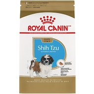 Royal Canin Shih Tzu Puppy Dry Dog Food, 2.5-lb bag