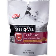 Nutri-Vet Pet-Ease Dog Soft Chews