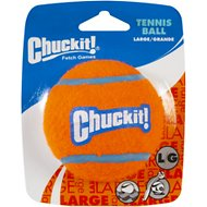 Chuckit! Tennis Ball, Large, 1 pack