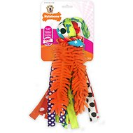 Nylabone DuraToy Happy Moppy Dog Toy, Large