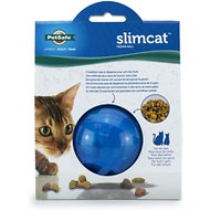 PetSafe SlimCat Interactive Cat Feeder, Blue