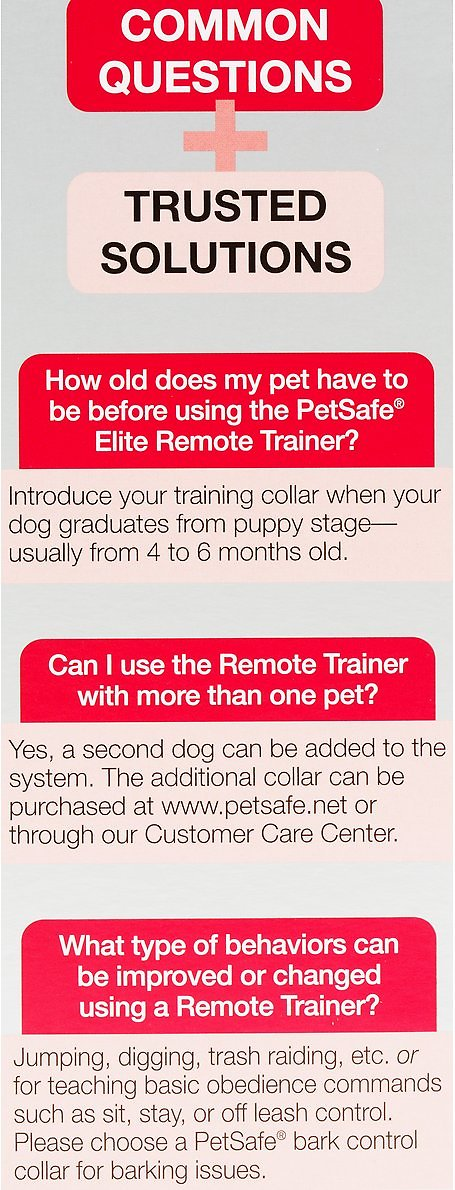 elite little dog bark control manual
