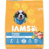 Iams ProActive Health Smart Puppy Large Breed Dry Dog Food, 30.6-lb bag